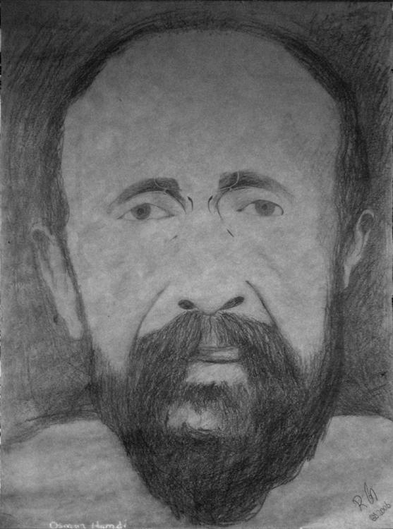 Osman Hamdi Portresi